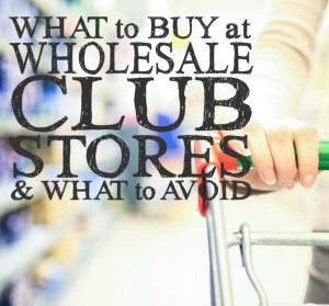 Wholesale Buying Tips