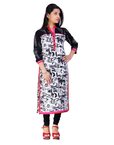 Wholesale Ethnic Kurtis | Charu Fashions