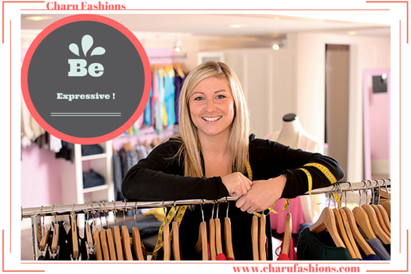 Be expressive while dealing with Customers | Charu Fashions