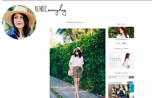 Fashion Blogger-Kendi Every Day