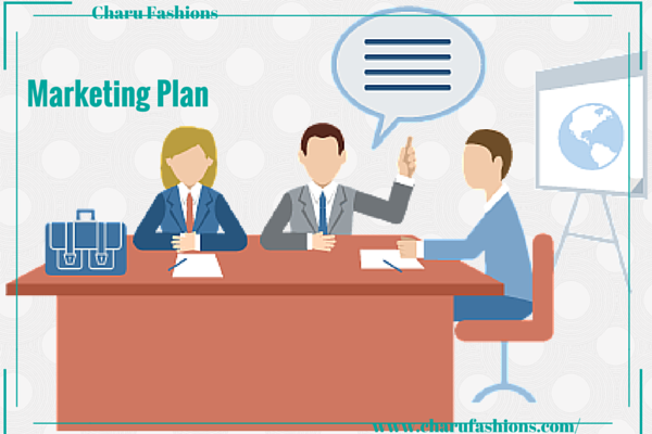 Marketing Plan | Charu Fashions
