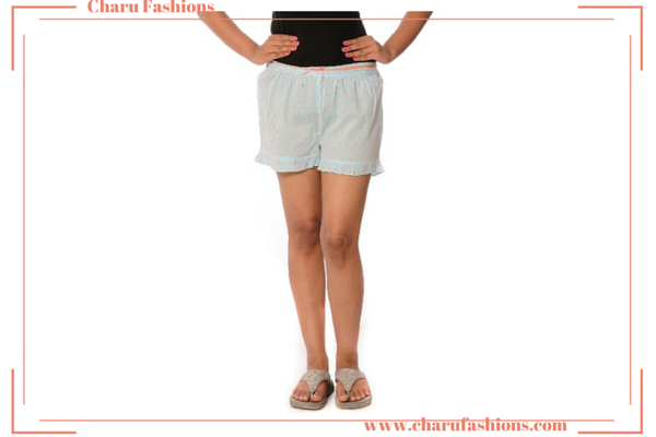 Cool Shorts | Charu Fashions
