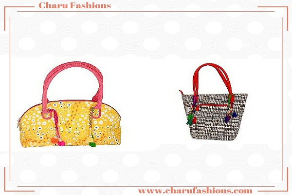Handicraft Handbags | Charu Fashions