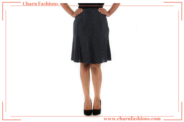 Beautiful Women Skirts | Charu Fashions
