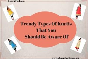 Types of Women Kurtis | Charu Fashions