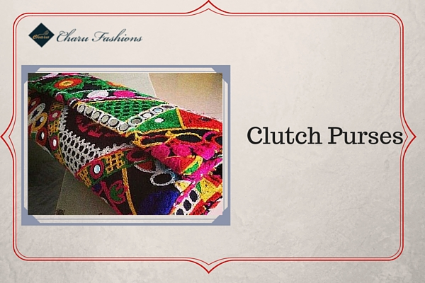 Clutch Purse| Charu Fashions