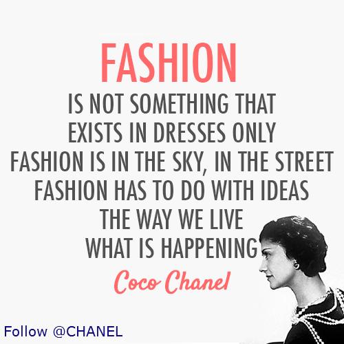 Gabrielle Bonheur 'Coco' Chanel