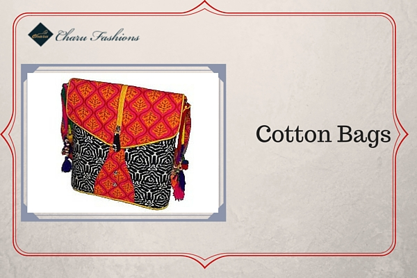 Cotton Bags | Charu Fashions