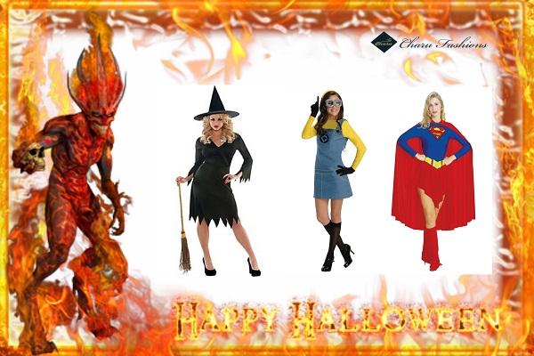 Scary Halloween Costumes | Charu Fashions