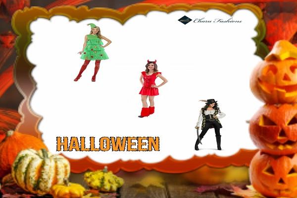 Halloween Costumes | Charu Fashions