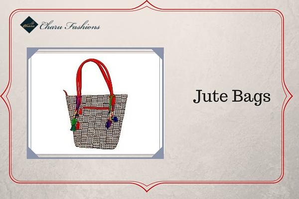 Jute Bags | Charu Fashions