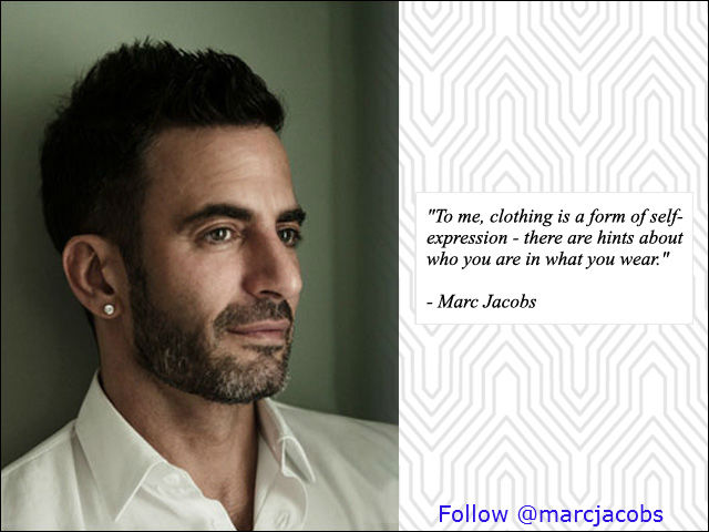 Marc Jacobs - Fashion Designer