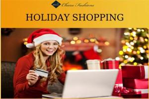 Holiday Shopping   Charu Fashions