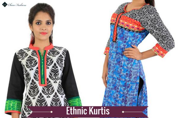 Kurtis | Charu Fashions