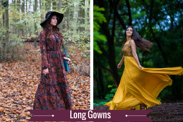 Long gown | Charu Fashions