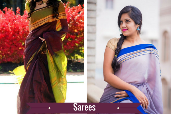 Saree | Charu Fashions