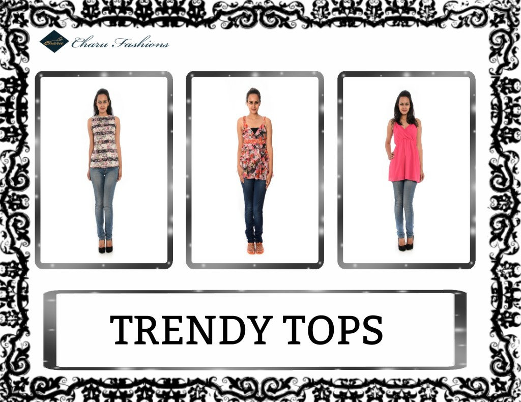 Women Tops | Charu Fashions