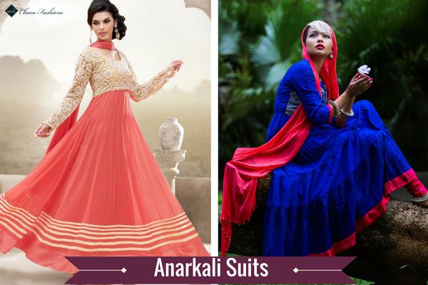 Anarkali | Charu Fashions