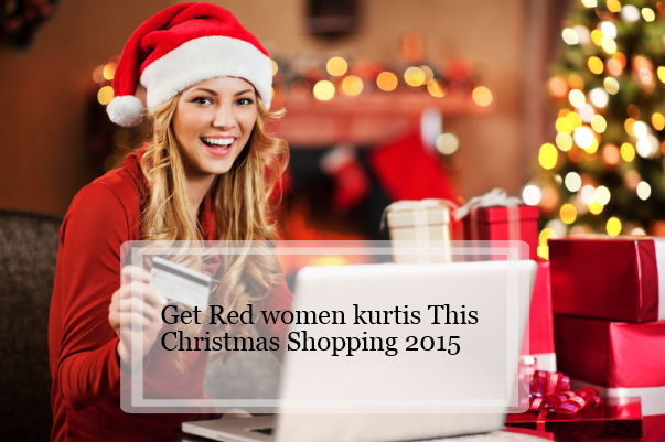 Christmas Shopping | Charu Fashions