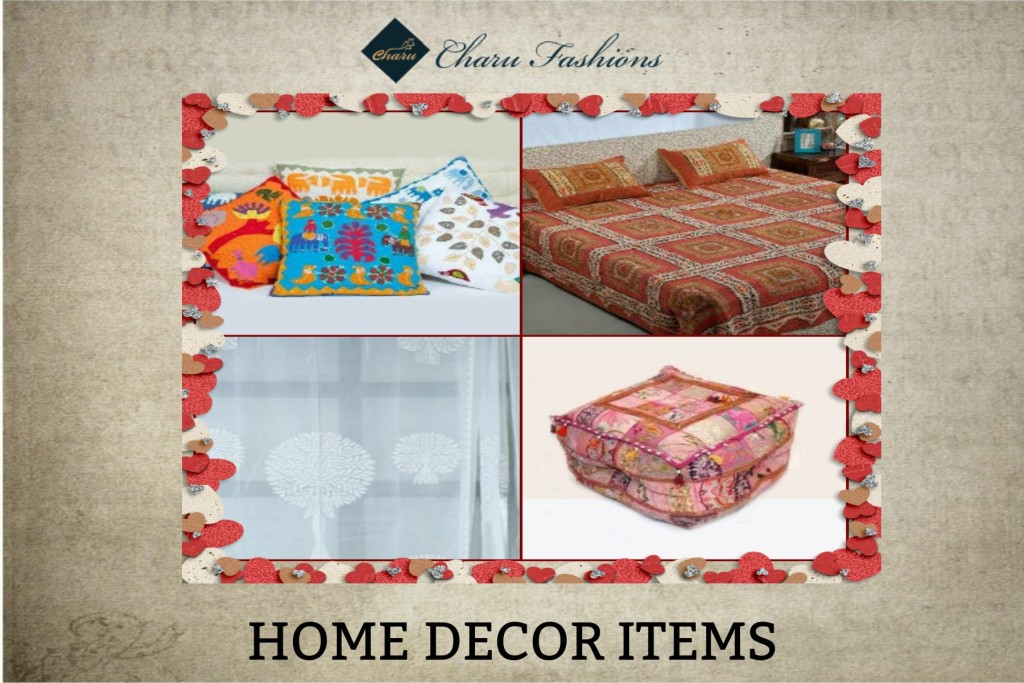 Christmas Home Decor Items | Charu Fashions