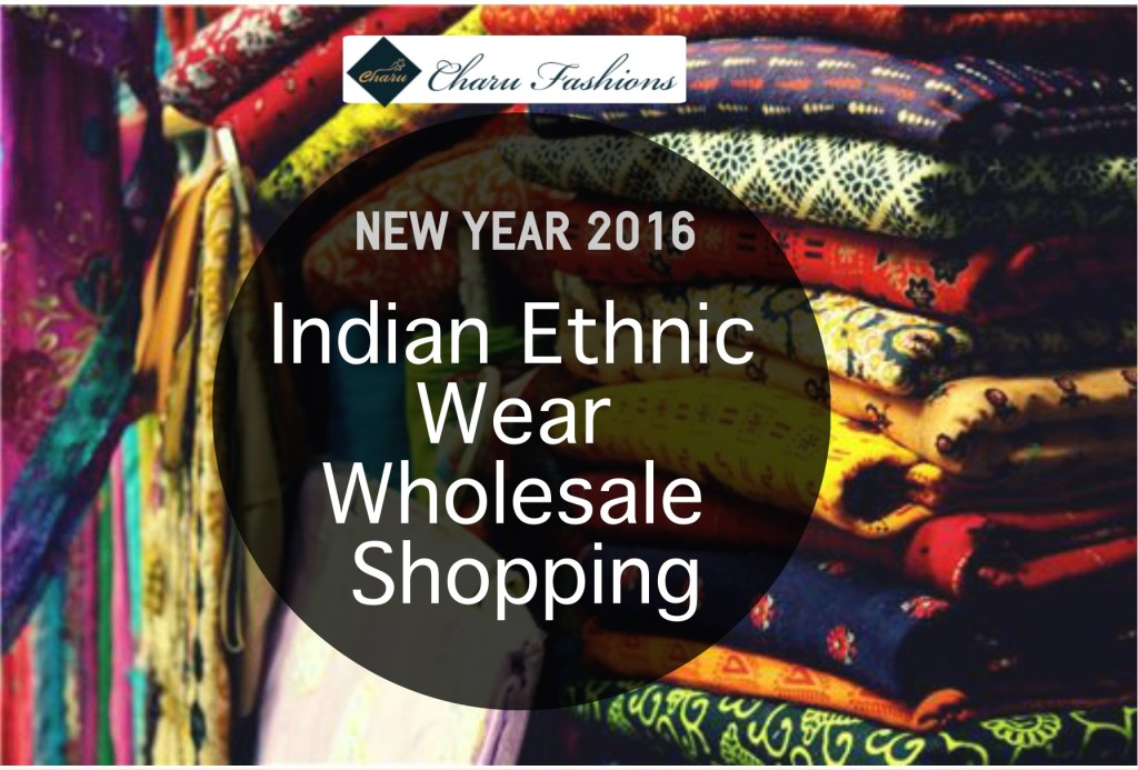 Indian Ethnic Wear Wholesale Shopping |Charu Fashions