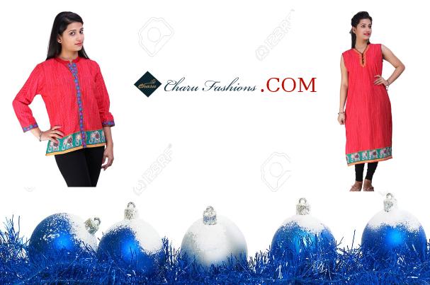 christmas shopping time | Charu Fashions
