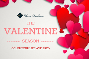 Happy Valentines |Charu Fashions