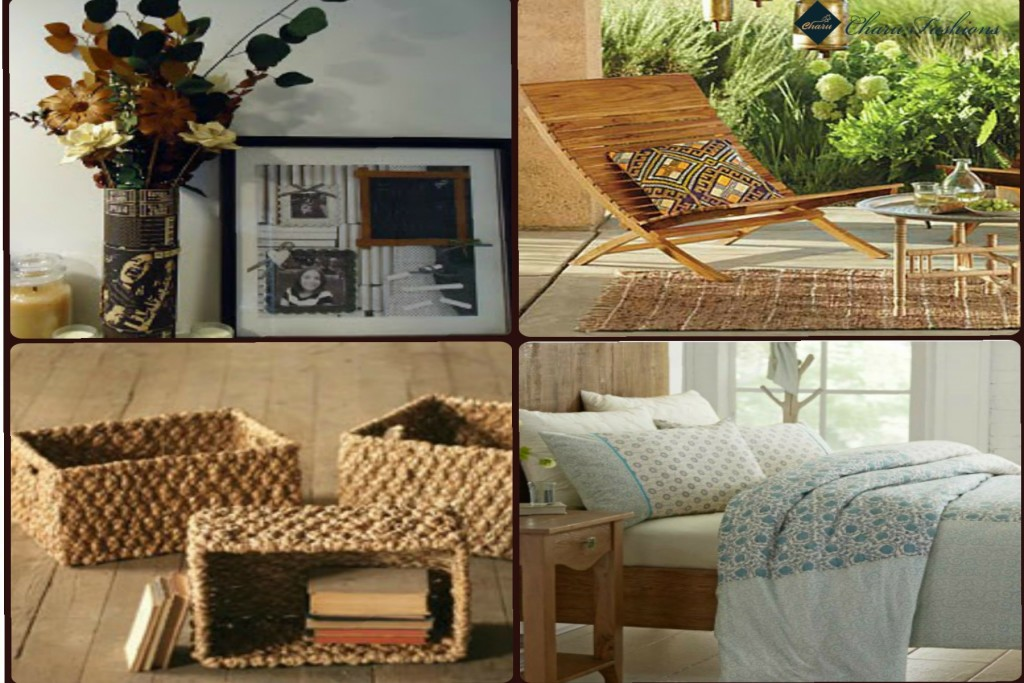 Eco-Friendly Home Decor Products | Charu Fashions