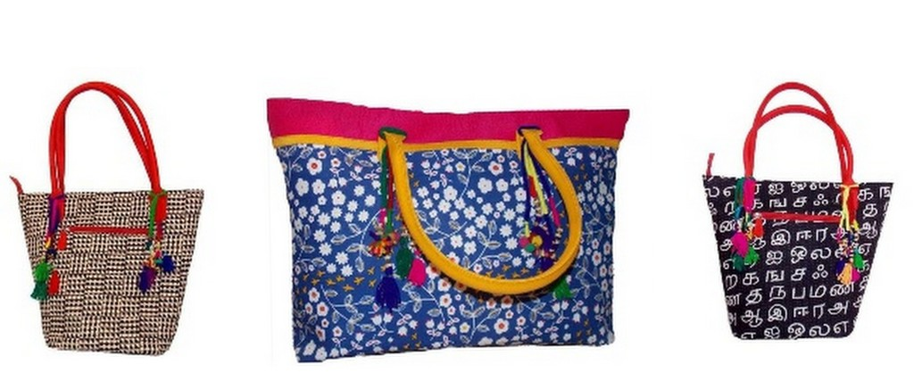 Wholesale Handmade Handbags - Charu Fashions