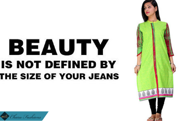 No size issue | Charu Fashions