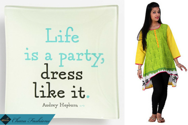 Perfect party wear | Charu Fashions