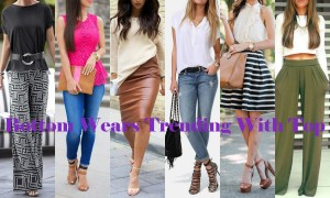 Top 3 Bottom Wears Trending With Top - Charu Fashions