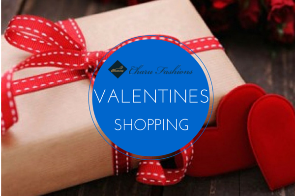 Valentines Season shopping | Charu Fashions