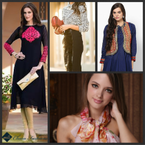 dress up stylishly with Indo-western Wear For the Office - Charu Fashions