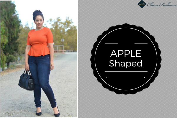 Apple Shaped | Charu Fashions
