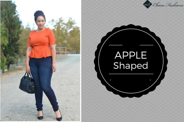 Apple Shaped | Charu Fashions