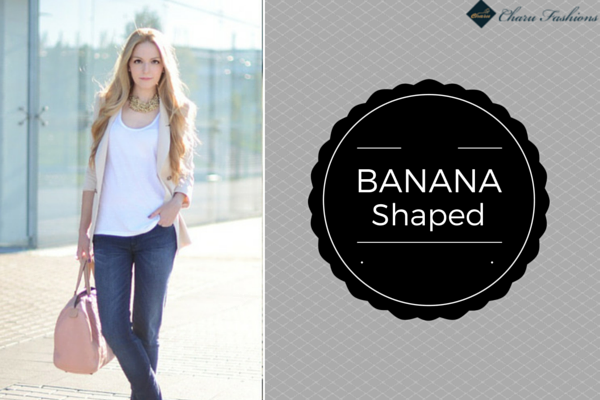 Banana Shaped | Charu Fashions