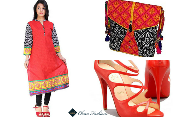 Handbags & Footwears | Charu Fashions