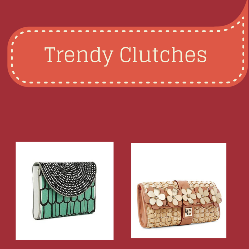 Trendy Clutches - Charu Fashions