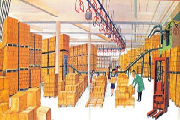 Warehouse   Charu Fashions