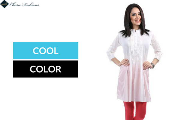 Charu Fashions | Cool color