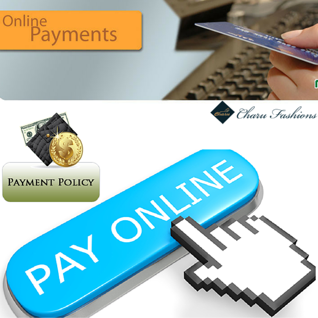 Payment Policy - Charu Fashions
