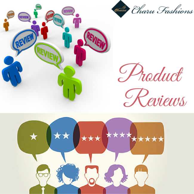 Reviews matters - Charu Fashions