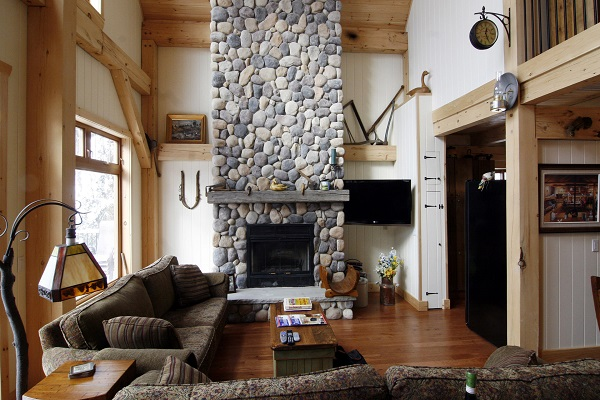 Charu Fashions | Fireplace