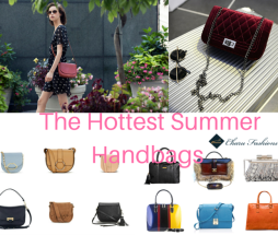 The Hottest Summer Handbags trends to Know Now - Charu Fashions