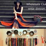 Wholesale Club Wear Dresses - Charu Fashions