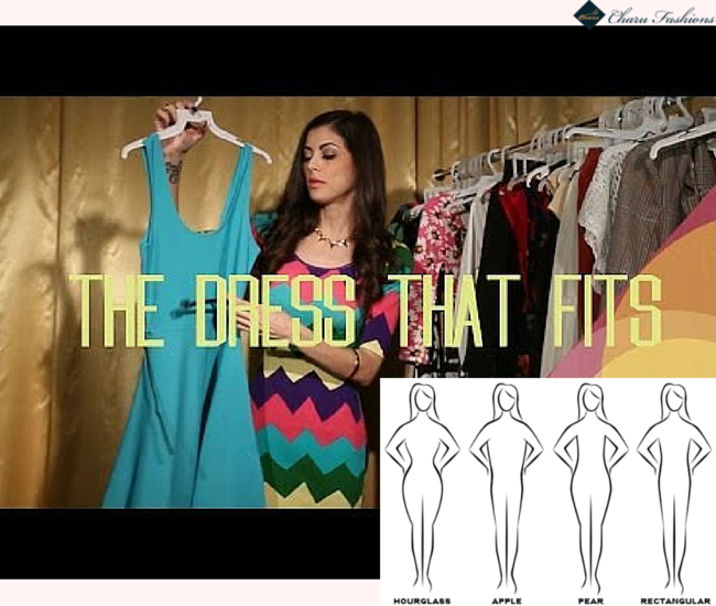 The Dress that Fits - Charu Fashions