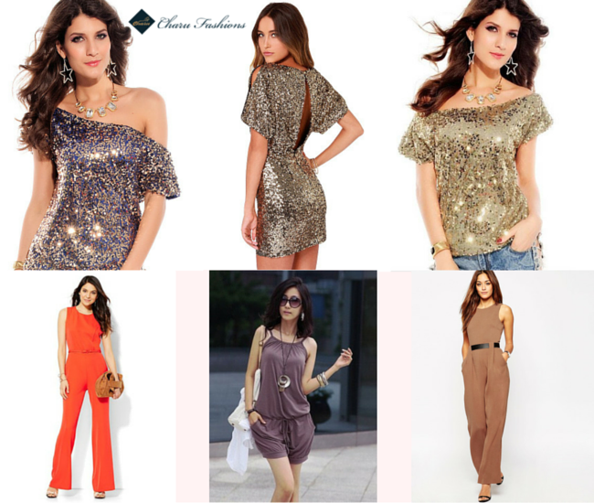 Different Style of Dresses - Charu Fashions