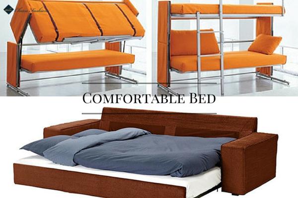 Charu Fashions |  Bed