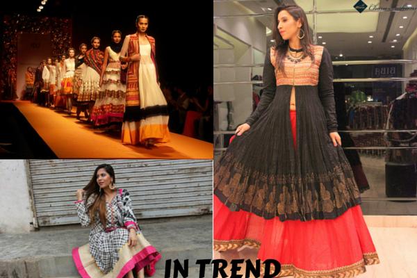 In trend | Charu Fashions
